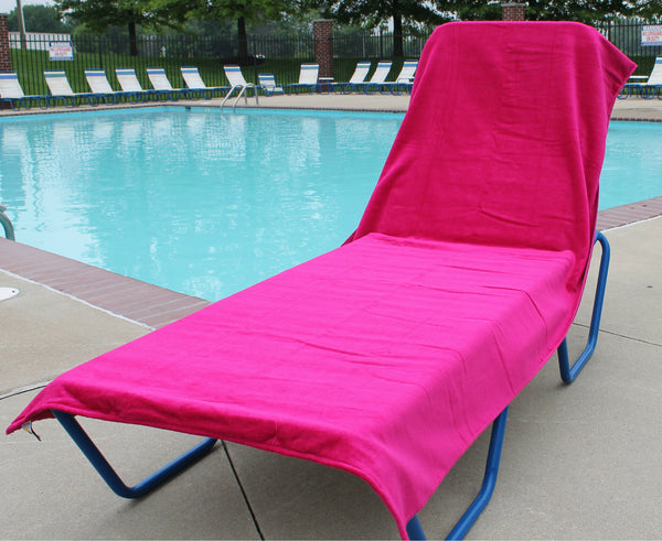 "78"" Lounge Chair Towel"