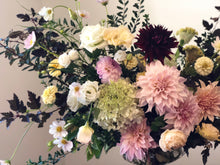 Load image into Gallery viewer, Fall Workshop - Advanced Flower Arranging