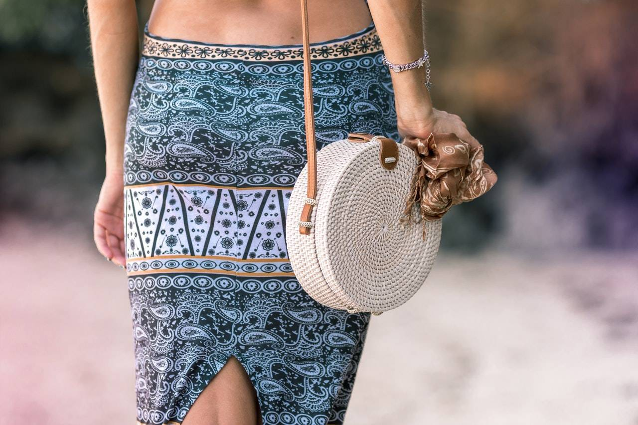 Fashion Forward With The Classic Straw Bag