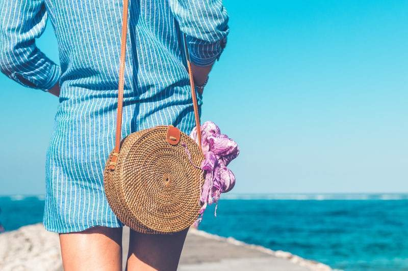Top 10 Ways to Style a Straw Bag