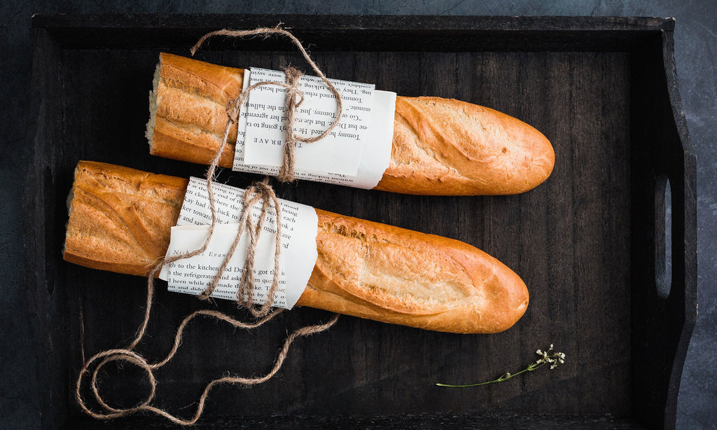 baguette sourdough bread shape