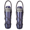 Made Terra Bottle Holder Violet / Set 2 Water Bottle Carrier | Drawstring Drink Holder Pouch (6oz to 30oz Capacity)