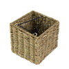 Made Terra Paper Holder Cube Wicker Tissue Box Cover | Decorative Paper & Napkin Holder Dispenser