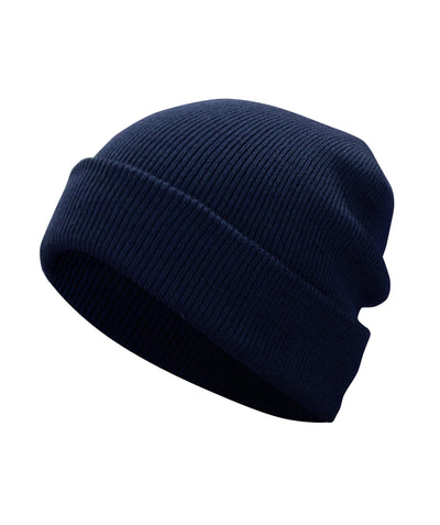 Made Terra Wool Hat Navi WA Beanie for Women and Men - Warm&Soft Winter Acrylic Knit Skull Cuff Cap