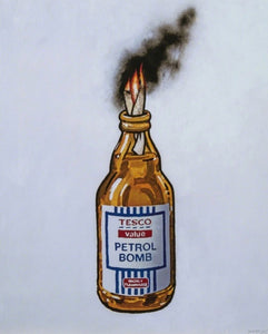 Banksy - Tesco Value Petrol Bomb (2011)