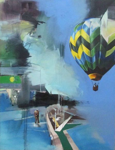 Chloe Early - Hot Air Balloon (2008)