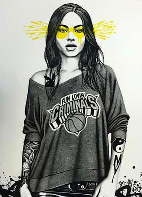 Fin Dac - Criminal Yellow (2016)