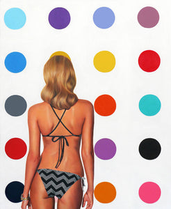 Marc Dennis - The Impossibility Of Geometry In The Mind Of Someone In A Bikini (2015)