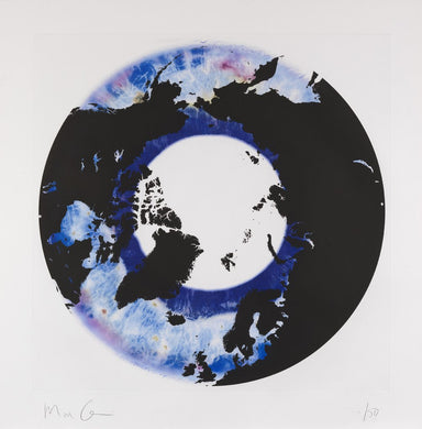 Marc Quinn - Eye of History Etching III (2013)