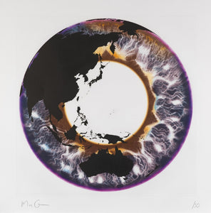 Marc Quinn - Eye of History Etching II (2013)