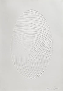 Marc Quinn - Labyrinth Emboss (2014)