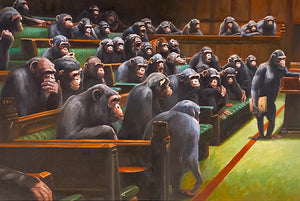 Mason Storm - Collector's Edition: Monkey Parliament (2020) (AP)