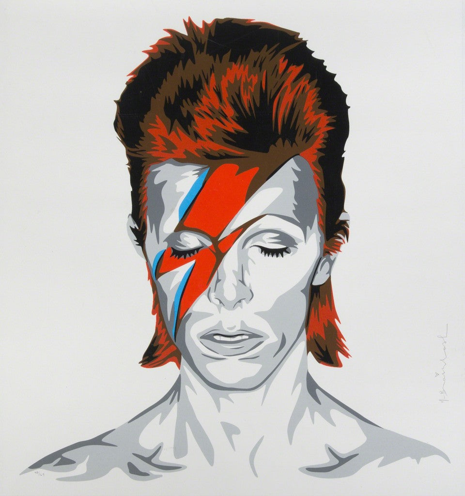 Mr Brainwash - David Bowie (Ziggy) (2016)