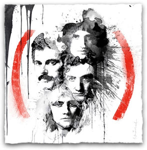 Mr Brainwash - Queen (2015)