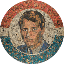 Load image into Gallery viewer, Ben Turnbull - Bobby Kennedy (2014)