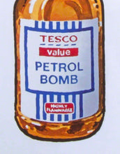Load image into Gallery viewer, Banksy - Tesco Value Petrol Bomb (2011)