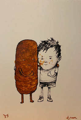 dran - With Friend (2018)