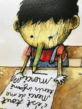 Load image into Gallery viewer, dran - Cher Père Noel (Pinocchio) (2018)