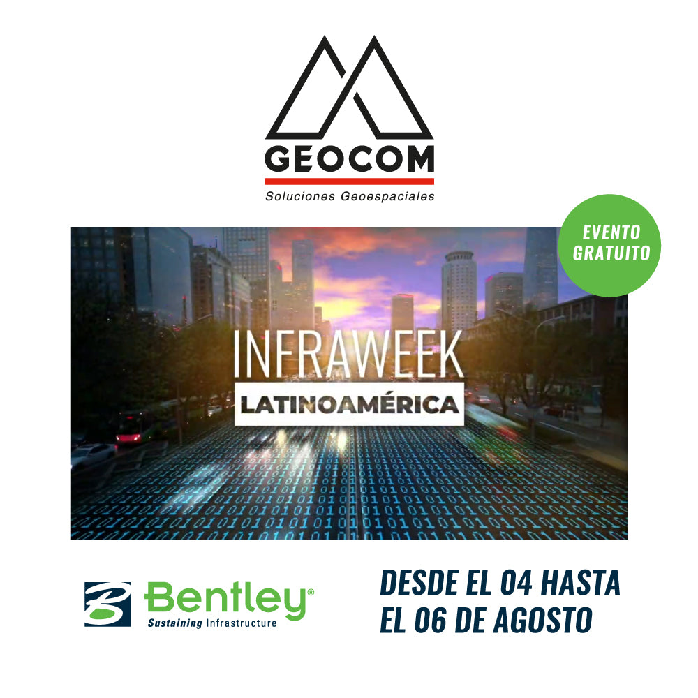InfraWeek latinoamérica Bentley Systems