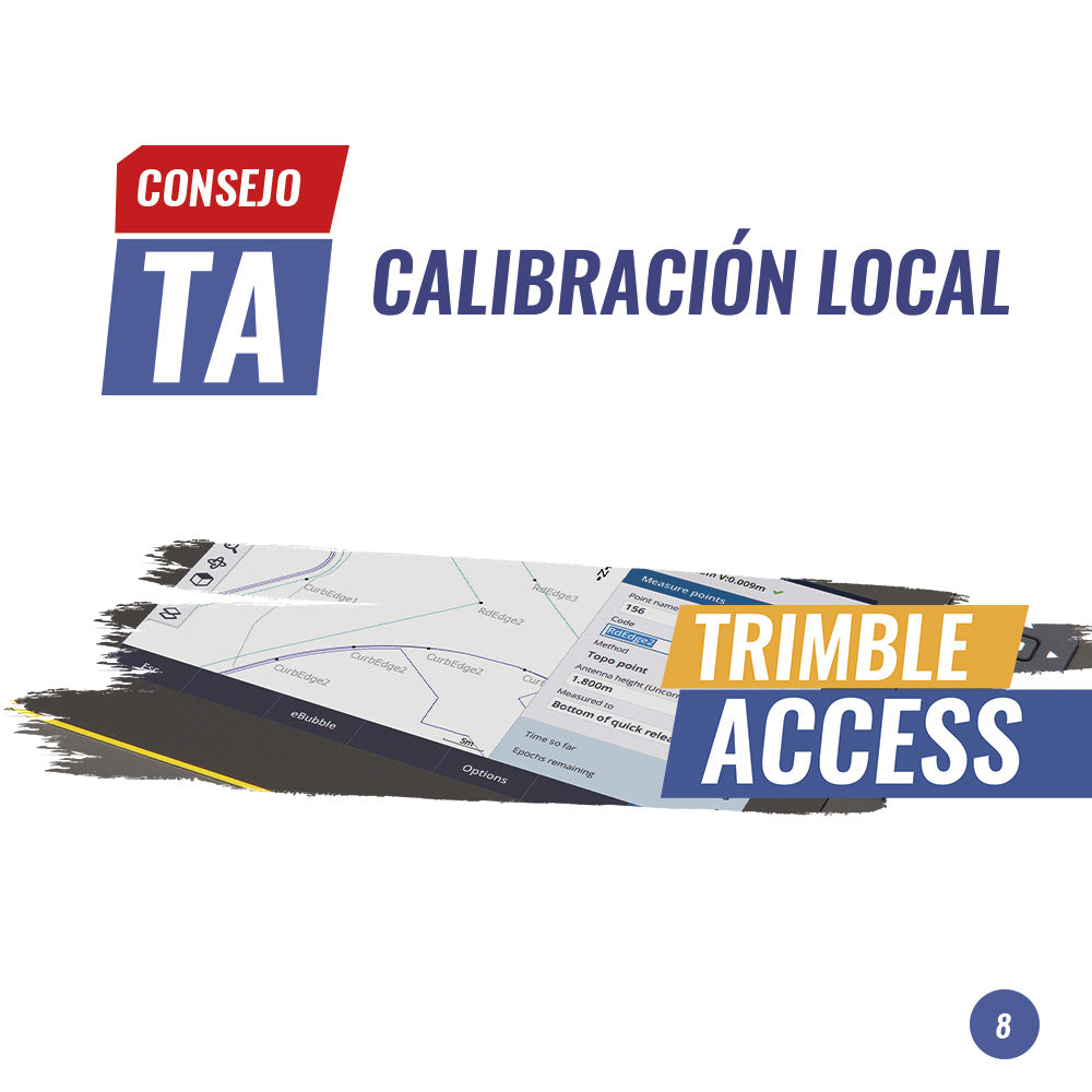 Consejo TA N°8 | Calibración Local