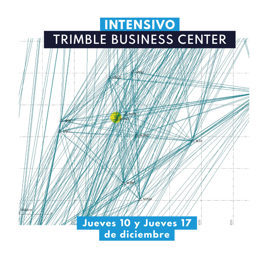 Intensivo Trimble Business Center | GEOCOM