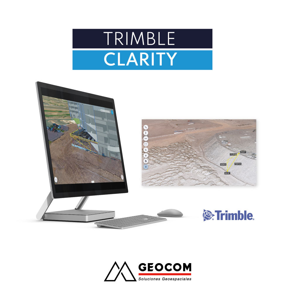 Software Trimble Clarity