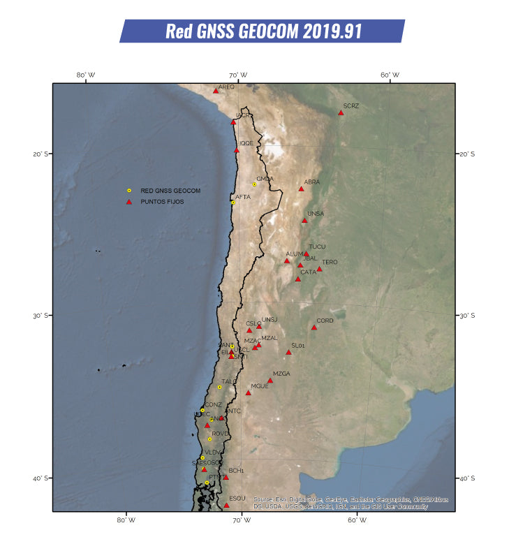 Red GNSS