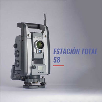 Estación Total Trimble S8