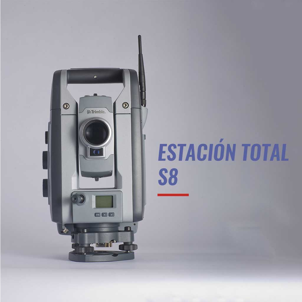 Trimble S8 - Estación Total