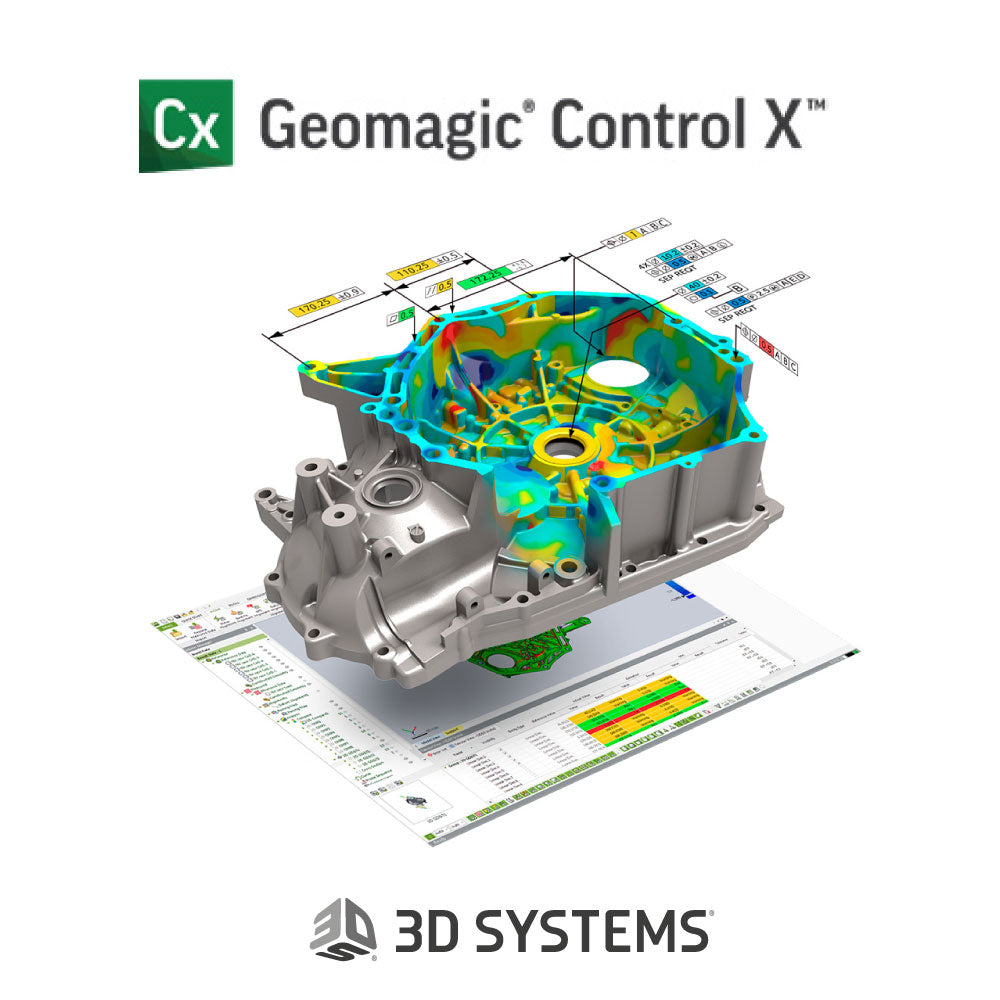 Software Geomagic Control X