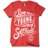 """Live Young"" Tee"