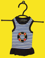 Sailor Dress Striped