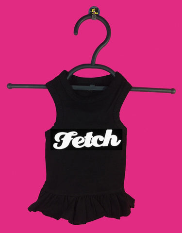 Fetch Tshirt Dress