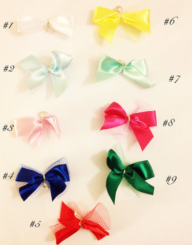 Tulle Ribbons