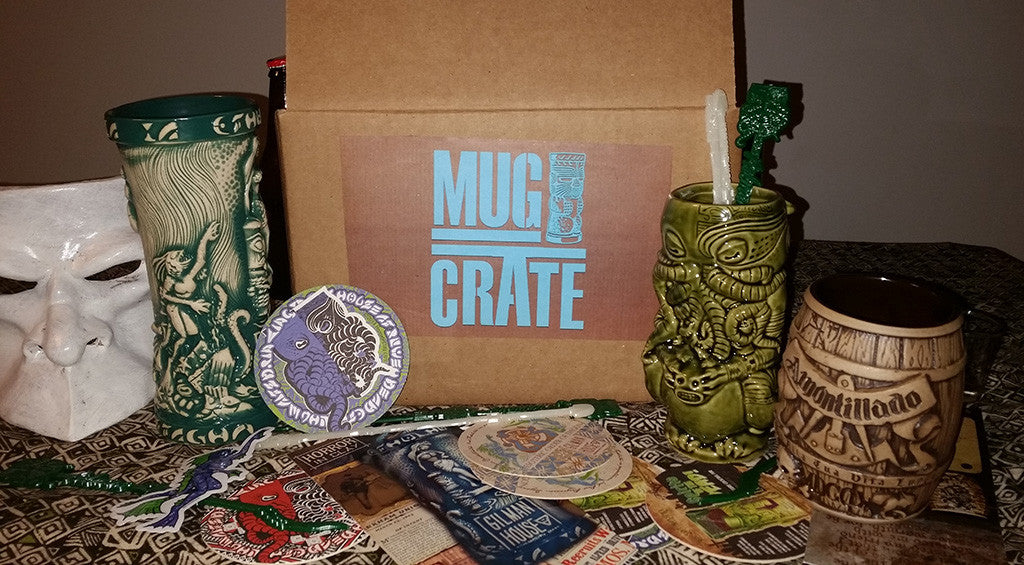 April Fools' Tiki Mystery MugCrate!
