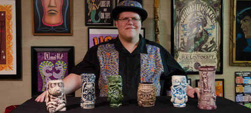 All Tiki Mugs