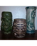Cask of Amontillado Barrel Tiki Mug, Series 1 open edition - matte brown