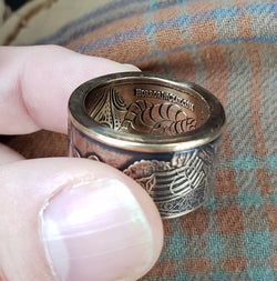 Order of Dagon DeepOne Ring