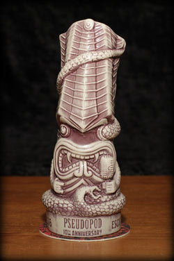 Eye of Kanaloa - Pseudopod Tower tiki mug