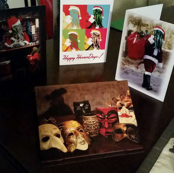 HorrorMark Greeting Cards - Add 1 to your gift order
