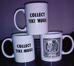 "$7.29 - 1 ""COLLECT TIKI"" mug + Bubblegum"