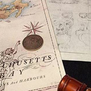Eldritch Cartography & Artwork