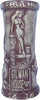 Innsmouth Fogcutter Tiki Mug, series 2 open edition - purple-wiped