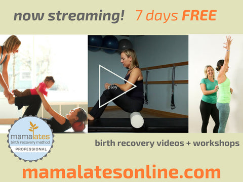 birth recovery on demand