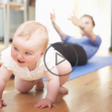 pregnancy postpartum exercise videos