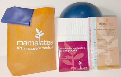 NEW! Complete Birth Recovery Kit w/ Essential Binder + Exercise DVD