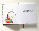 Signed copy of BIBLIOPHILE
