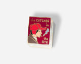 Book Pin: The Catcher in the Rye