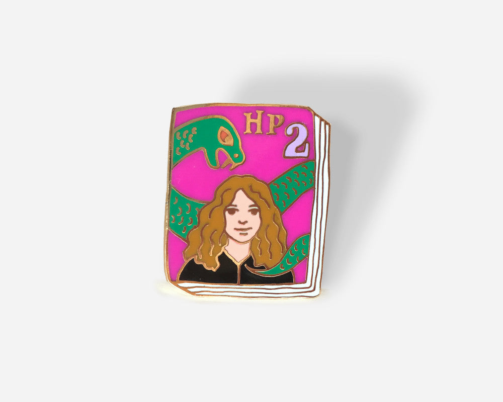 Book Pin: HP #2