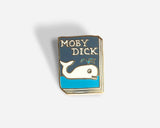 Book Pin: Moby Dick